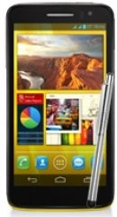 A picture of the Alcatel OneTouch Scribe HD.