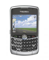 BlackBerry 8330 picture.
