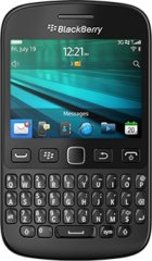 A picture of the BlackBerry 9720.