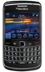 A picture of the BlackBerry Bold 9700.