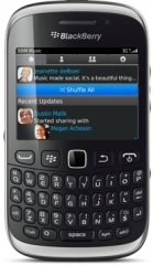 A picture of the BlackBerry Curve 9310.