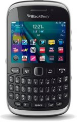 A picture of the BlackBerry Curve 9320.