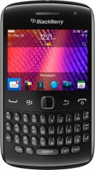 A picture of the BlackBerry Curve 9360.