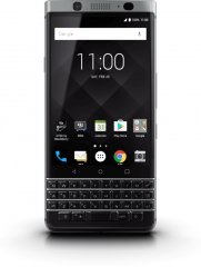 A picture of the BlackBerry KEYone.