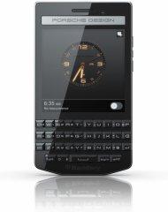 Photo of the BlackBerry Porsche Design P9983.