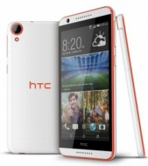 A picture of the HTC Desire 820.