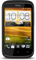 A picture of the HTC Desire C.
