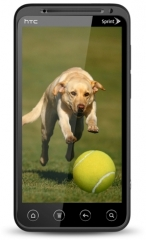 A picture of the HTC EVO 3D.