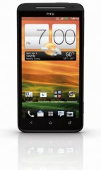 A picture of the HTC EVO 4G LTE.