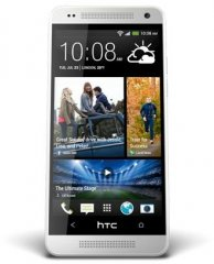 A picture of the HTC One Mini.