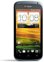 A picture of the HTC One S.