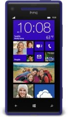 A picture of the HTC Windows Phone 8X.