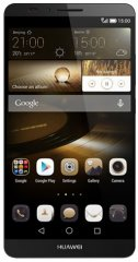 Photo of the Huawei Ascend Mate7.