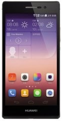 A picture of the Huawei Ascend P7.