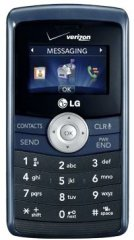 A picture of the LG enV3.