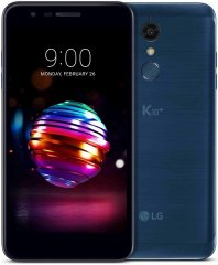 The LG K10 (2018), by LG