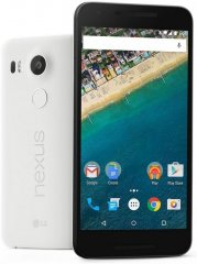 A picture of the LG Nexus 5X.