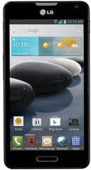 A picture of the LG Optimus F6.