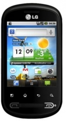 Picture of the LG Optimus Me, by LG