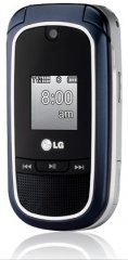 A picture of the LG VX8360.