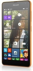 Photo of the Microsoft Lumia 535 Dual SIM.