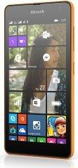 A picture of the Microsoft Lumia 535 Dual SIM.