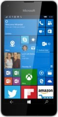 Photo of the Microsoft Lumia 550.