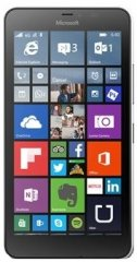 A picture of the Microsoft Lumia 640 XL.