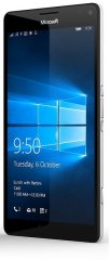 Photo of the Microsoft Lumia 950 XL.