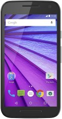A picture of the Motorola Moto G 3rd Gen.