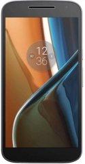 Photo of the Motorola Moto G4.