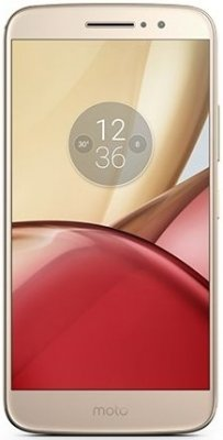 Picture of the Moto M, by Motorola