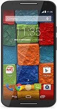 A picture of the Motorola Moto X 2014.