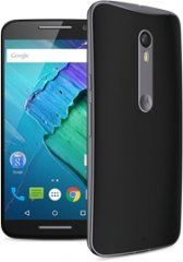 A picture of the Motorola Moto X Style.