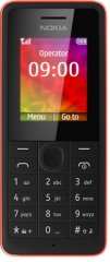 Photo of the Nokia 106.