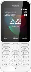 The Nokia 222 Dual SIM, by Nokia