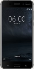 A picture of the Nokia 8.