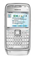Nokia E71 picture.