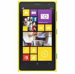 A picture of the Nokia Lumia 1020.