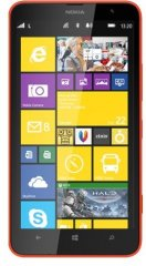 A picture of the Nokia Lumia 1320.