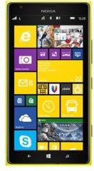 A picture of the Nokia Lumia 1520.
