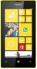 Nokia Lumia 520 picture.