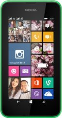 The Nokia Lumia 530 Dual SIM, by Nokia
