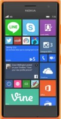 The Nokia Lumia 735, by Nokia.