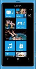 Photo of the Nokia Lumia 800.