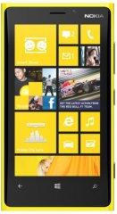 Photo of the Nokia Lumia 920.