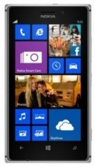 A picture of the Nokia Lumia 925.