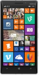 A picture of the Nokia Lumia 930.