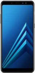 The Samsung Galaxy A8+ (2018), by Samsung