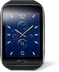 Photo of the Samsung Gear S.